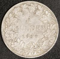 Gulden 1844