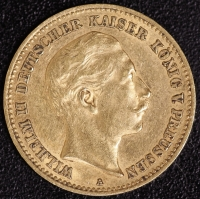 10 Mark Wilhelm II 1903