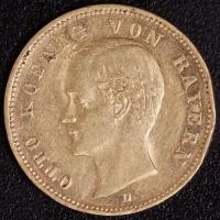20 Mark Bayern 1895