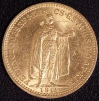 20 Kronen 1914