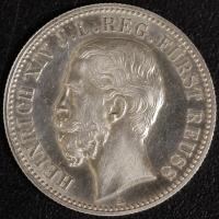 2 Mark Heinrich XIV. 1884