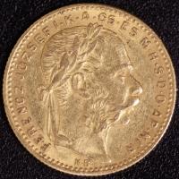 8 Forint 1887
