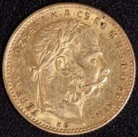 8 Forint 1888
