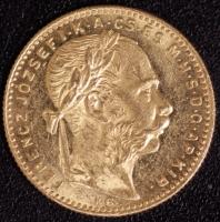 8 Forint 1889