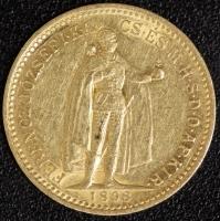 10 Kronen 1898