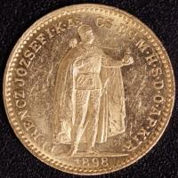 20 Kronen 1898