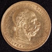 20 Kronen 1897