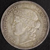 5 Franken 1907