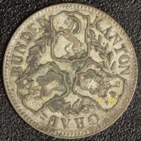 Graubünden 1/2 Batzen 1842