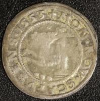 Schaffhausen Groschen 1553