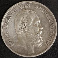 5 Mark Karl  1875