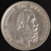 5 Mark Karl  1888