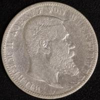 2 Mark Wilhelm II 1892