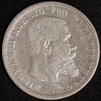2 Mark Wilhelm II 1896