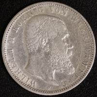 2 Mark Wilhelm II 1899