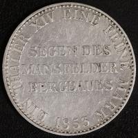 Taler 1853 Ausbeute
