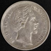 5 M. Ludwig II 1876