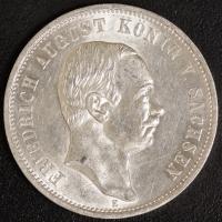 3 Mark Fried.-August 1911