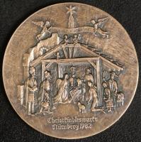 Christkindlesmarkt 1982 Bronze