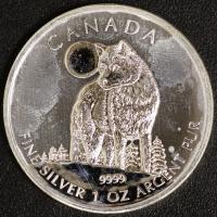 5 $ Wolf 2011 2. Wahl