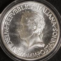 500 Lire Virgil 1981