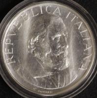 500 Lire Garibaldi 1982