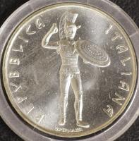 500 Lire Etrusker 1985