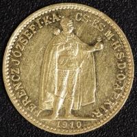 10 Kronen 1910