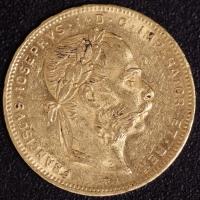ÖS-Ungarn 8 Forint