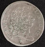 30 Kreuzer 1727 Karl Albert