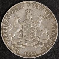 Vereinstaler 1864