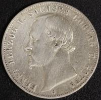 Vereinstaler 1864 Ernst