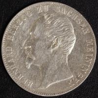 Vereinstaler 1862