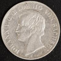 Taler 1858 ss