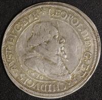 Taler Leopold V. 1620
