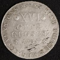1/2 Taler 1785