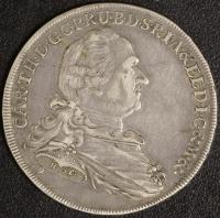 1 K-Taler 1778 Karl Theodor