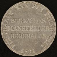 Ausbeutetaler 1862