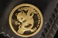 1/20 Oz AU Panda 1996 in Folie