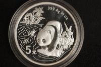 1/2 Oz Panda 1997 st