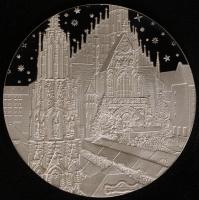 Nürnberger Christkindlesmarktmedaille 2013 Silber